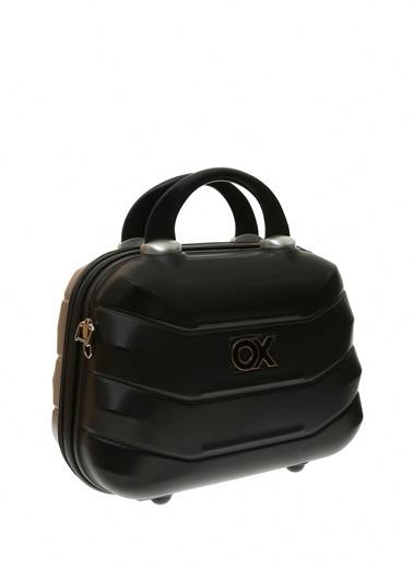 Ox Ox Standart Boy El Çantası Siyah